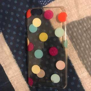 Kate Spade iPhone 6/6S/7/7S Cover