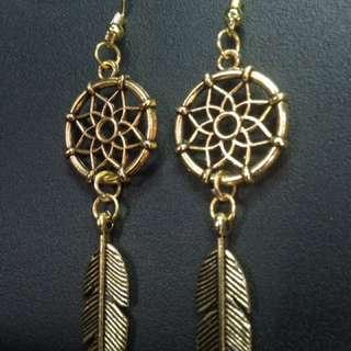 Dreamcather earrings 😍