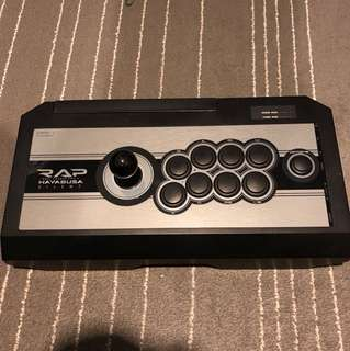 HORI RAP Arcade stick PS4