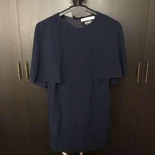 CLN Navy Blue Dress (Pangako Sa'yo Collection)