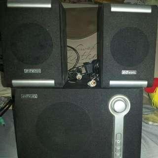 Edvan PC Speaker