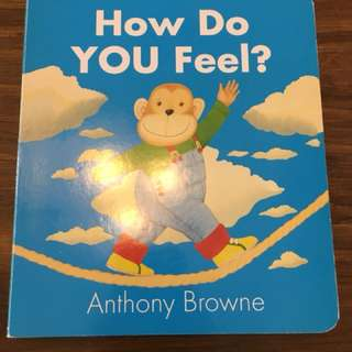 How do you feel Anthony Browne