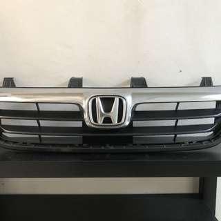 Honda stream front grille