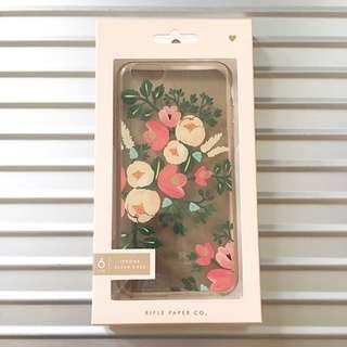 Sonix Riffle Paper Co iphone 6 plus case Authentic