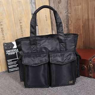 全新 Porter 黑色大袋