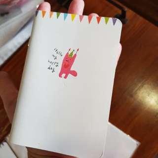 Mini Notebooks Bundle (7pcs)
