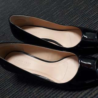 Wedge formal shoes