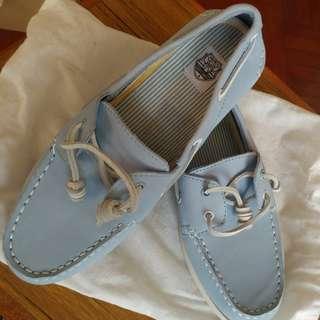 全新帆船鞋