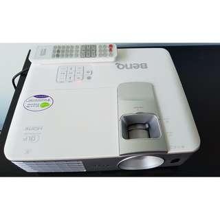 """BenQ W1070 Full HD 1080p Projector 100"""""""