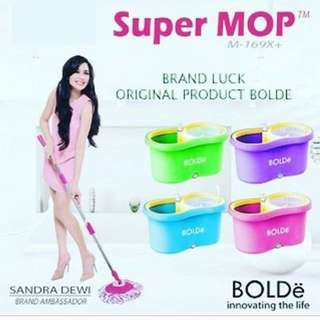 Super mop pel lantai