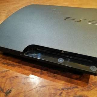 Playstation 3 (PS3) Slim with 28 Games