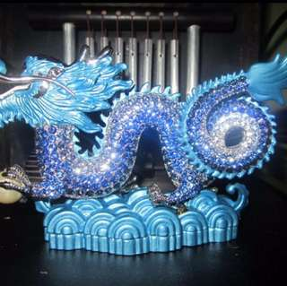 Fengshui authentic water dragon