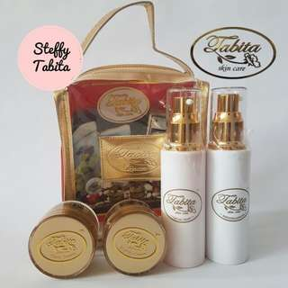 Paket Trial Tabita Skin Care