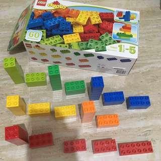 Lego duplo 60 pcs 10623