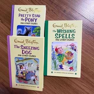 Enid Blyton story books