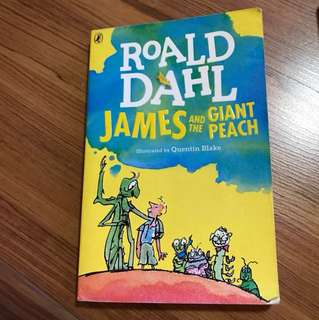 Roald Dahl - Janes and the Giant Peach