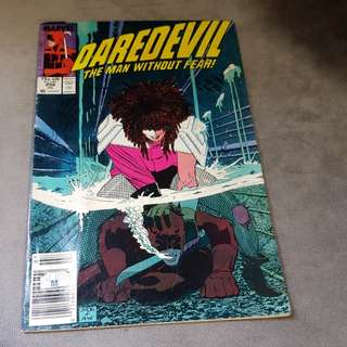 Marvel daredevil the man eithout fear!