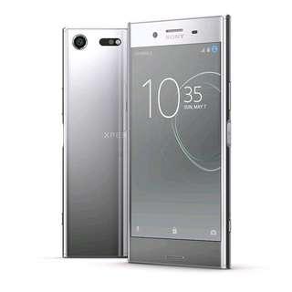 全新 Brand New Sony Xperia XZ Premium Luminous Chrome 鏡銀