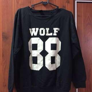 #CNY88 EXO WOLF 88 SWEATSHIRT