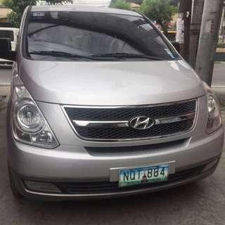 2010 Hyundai Grand Starex A/T