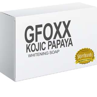 GFOXX Kojic Papaya Soap