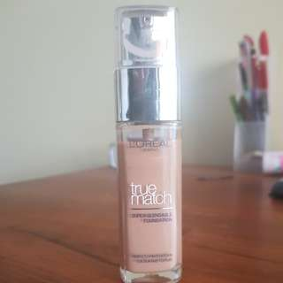 NAME YOUR PRICE   True match foundation