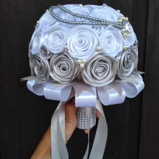 Prewedding bouquet