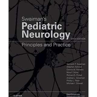 Ebook Swaimans Pediatric Neurology: Principles and Practice 6th Edition
