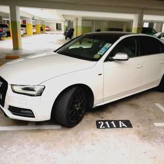 Audi A4 1.8 Auto TFSI Multitronic Attraction Plus