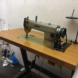 6months guarantee Juki Heavy Duty sewing machine