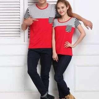 Couple shirt fits S-L