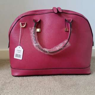Pink Korean style Bag