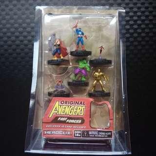 Marvel Superheros Avengers Heroclix