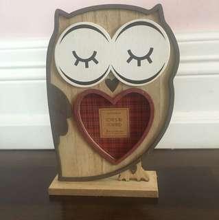Owl Frame (4' x 4' )