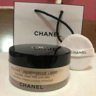 Preloved Chanel Poudre Universelle Libre Translucent 2