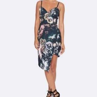Rodeo Show designer Floral Dress