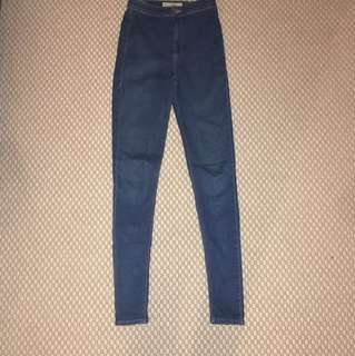 TALL TOPSHOP JEANS