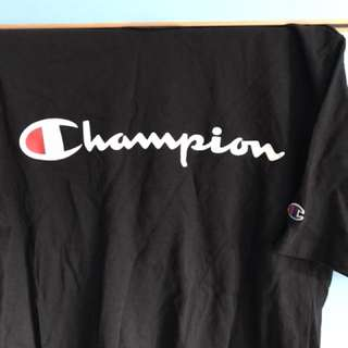Champion T恤