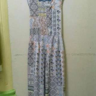 Jumpsuit ethnic