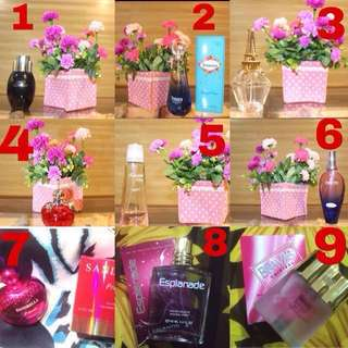 All new parfum for women 100k