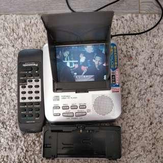 Panasonic SL-DP70 全套原装VCD/CD 播放機