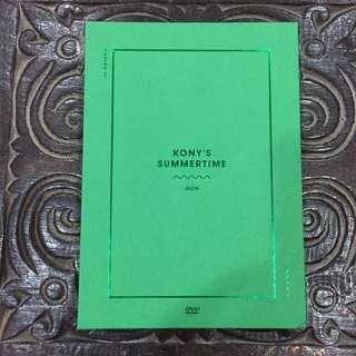 iKON SUMMERTIME DVD