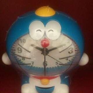 哆啦A夢竹青蜓造型靜音鬧鐘
