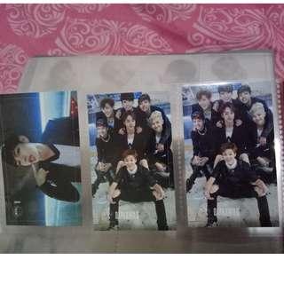 BTS Dark & Wild Group Photocard (PC)