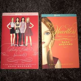 Pretty Little Liars Set of 2