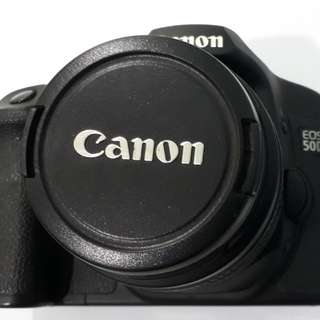 Canon 50d with efs18-55mm