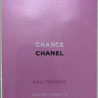 BNIB 150ml Chanel Chance Eau Tendre