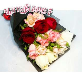 Valentine's Day Bouquet Vday Gift Flower 1 Special V24 - BYMGX