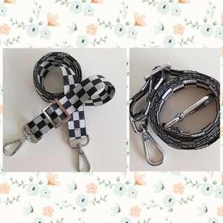 Jujube 1inch adjustable sling strap