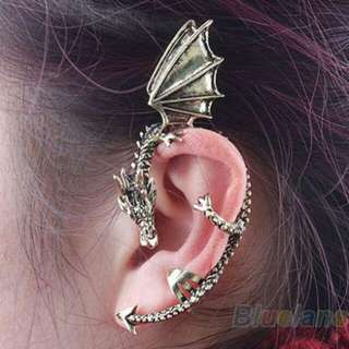 Dragon ear clip